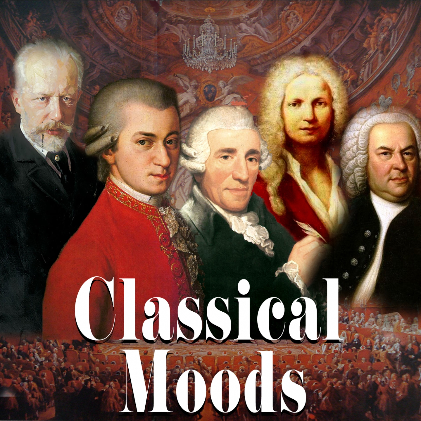 Classical Moods: 50 Classical Music Masterpieces
