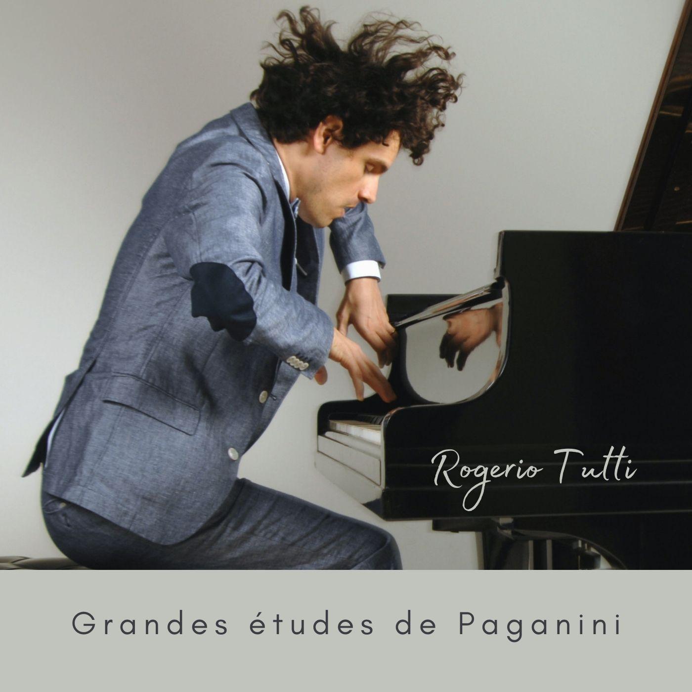 Liszt: Grandes Études de Paganini, S. 141