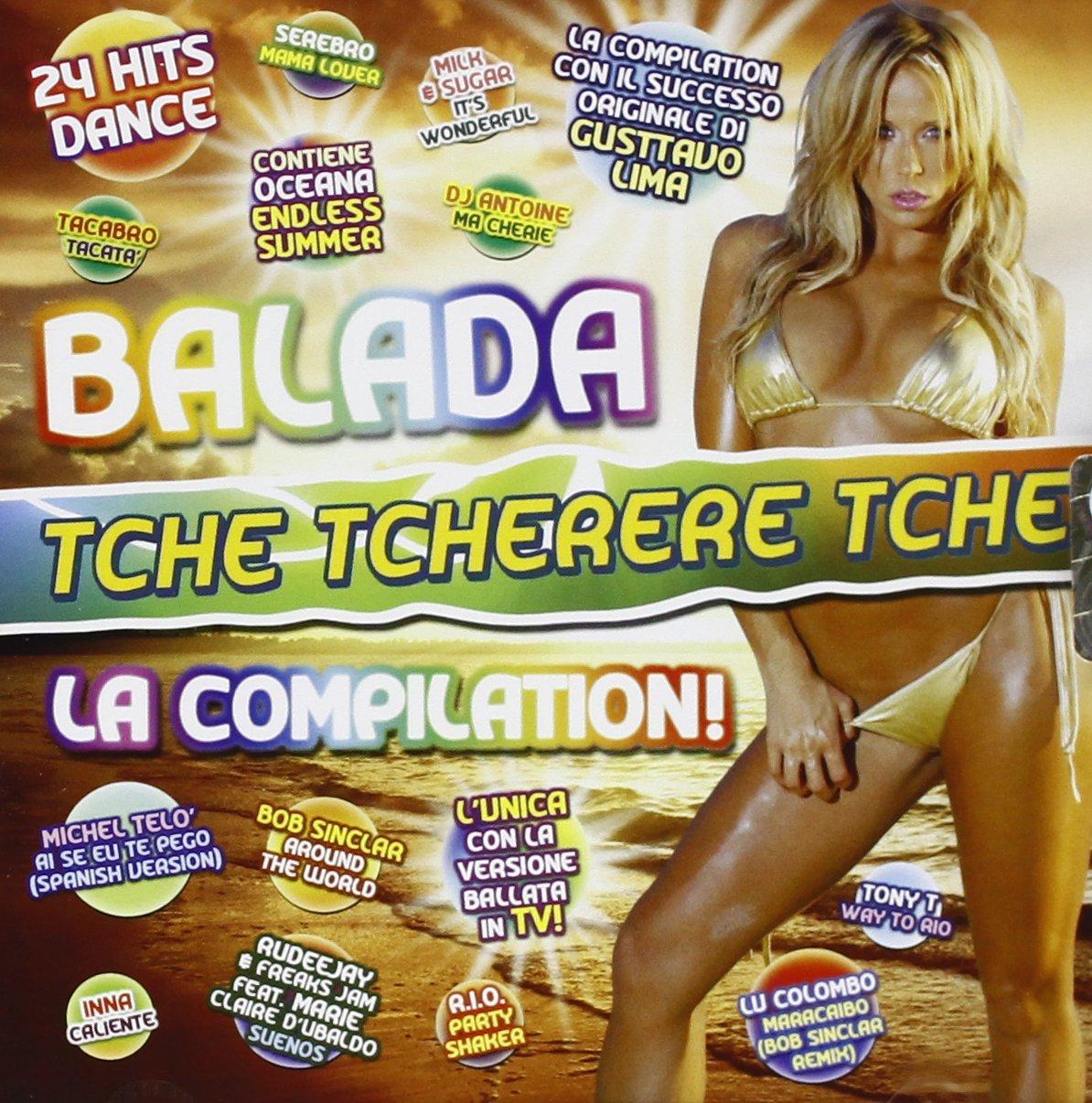 Balada Tche Thcerere Tche - La Compilation