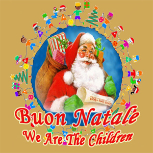 15 CD Buon Natale We Are The Children