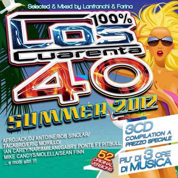 Los Cuarenta Summer 2012