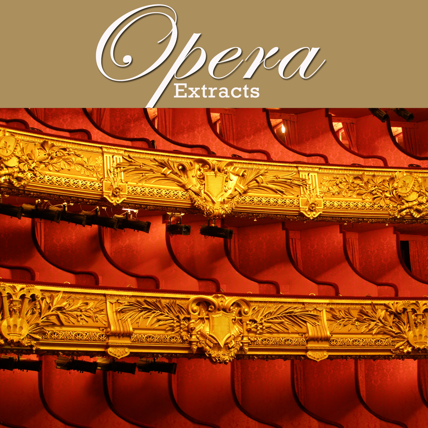 Opera Extracts: Floridia, Donizetti, Mercadante, Traetta, Cherubini, Piccinni, Rossini and Gluck