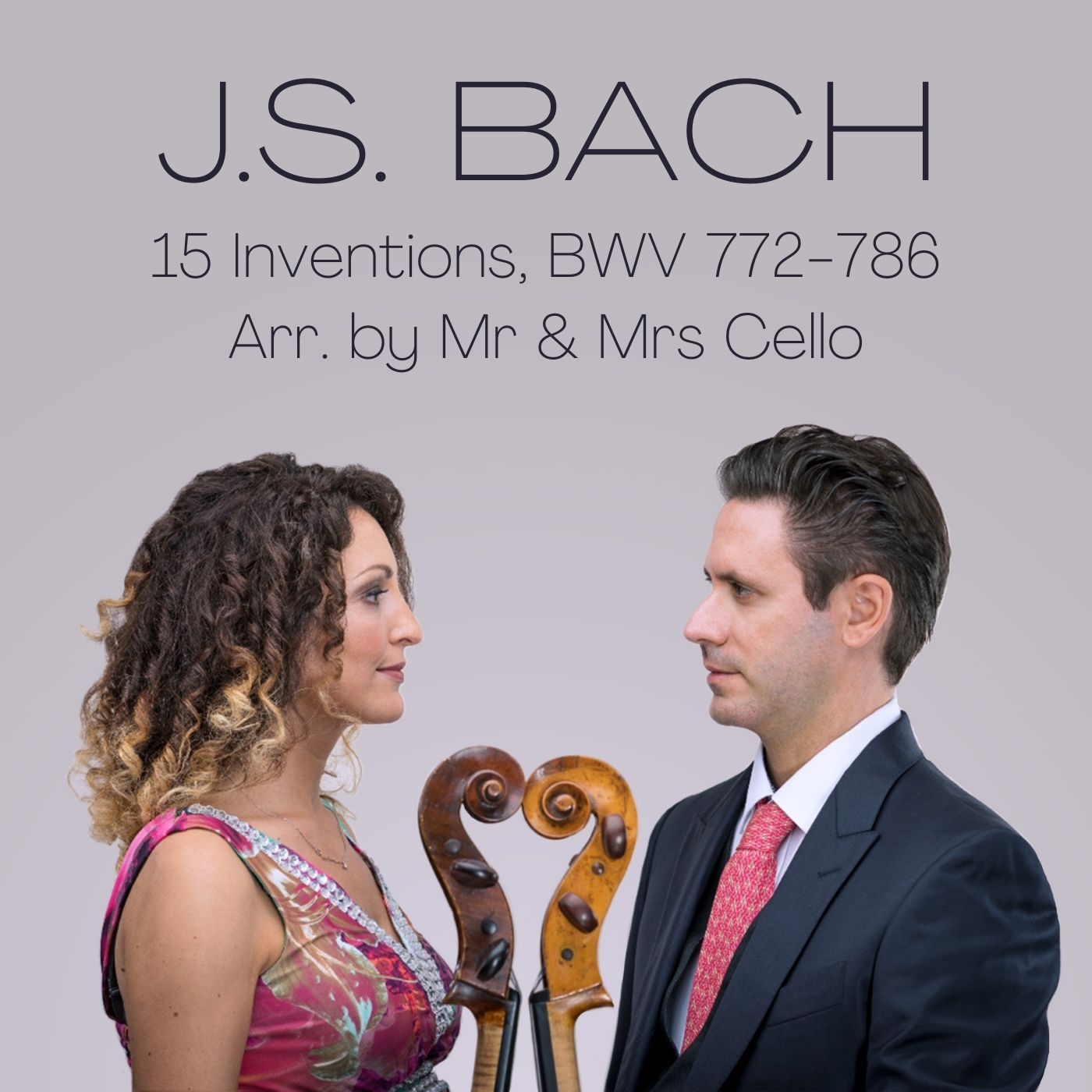 15 Inventions, BWV 772786 (Arr. for Two Cellos)