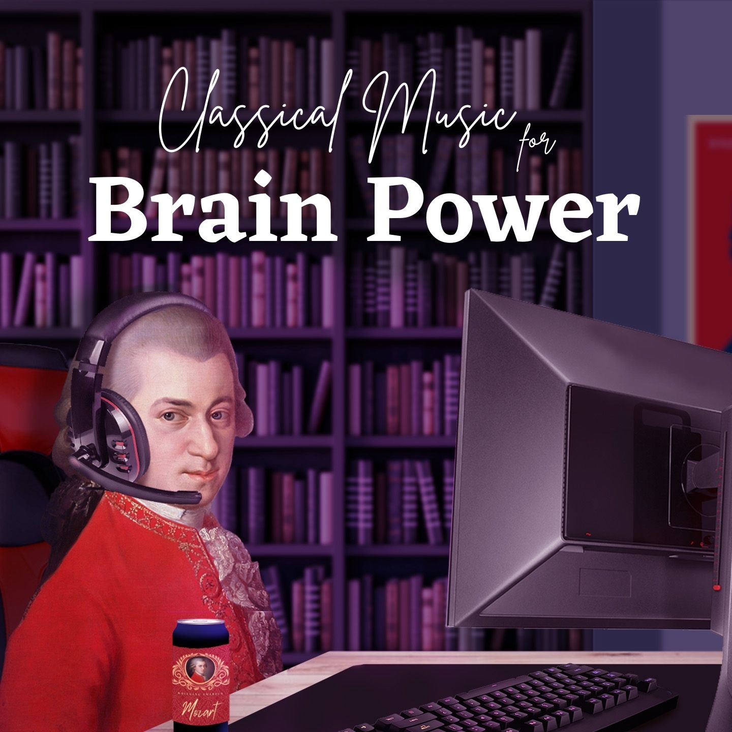 Classical Music for Brain Power