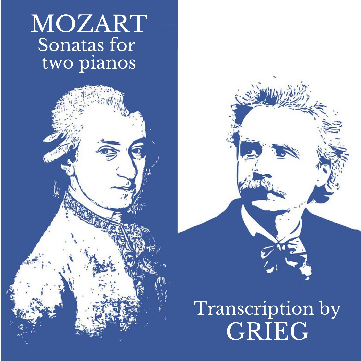 Mozart: Sonatas for Two Pianos