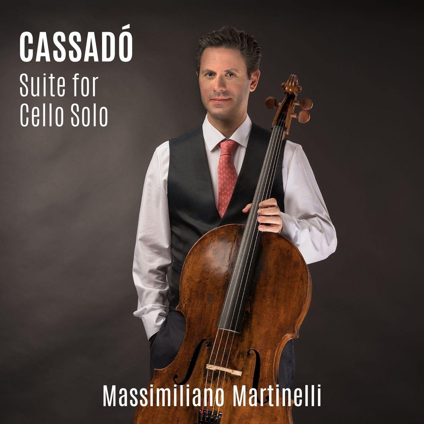 Cassadó: Suite for Cello Solo