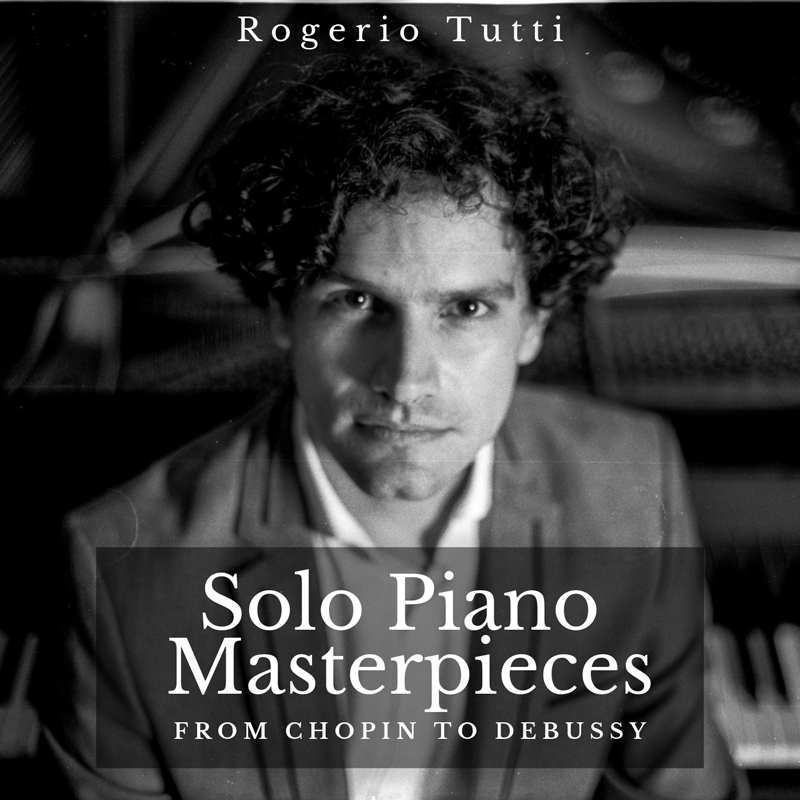 Solo Piano Masterpieces: from Chopin to Debussy