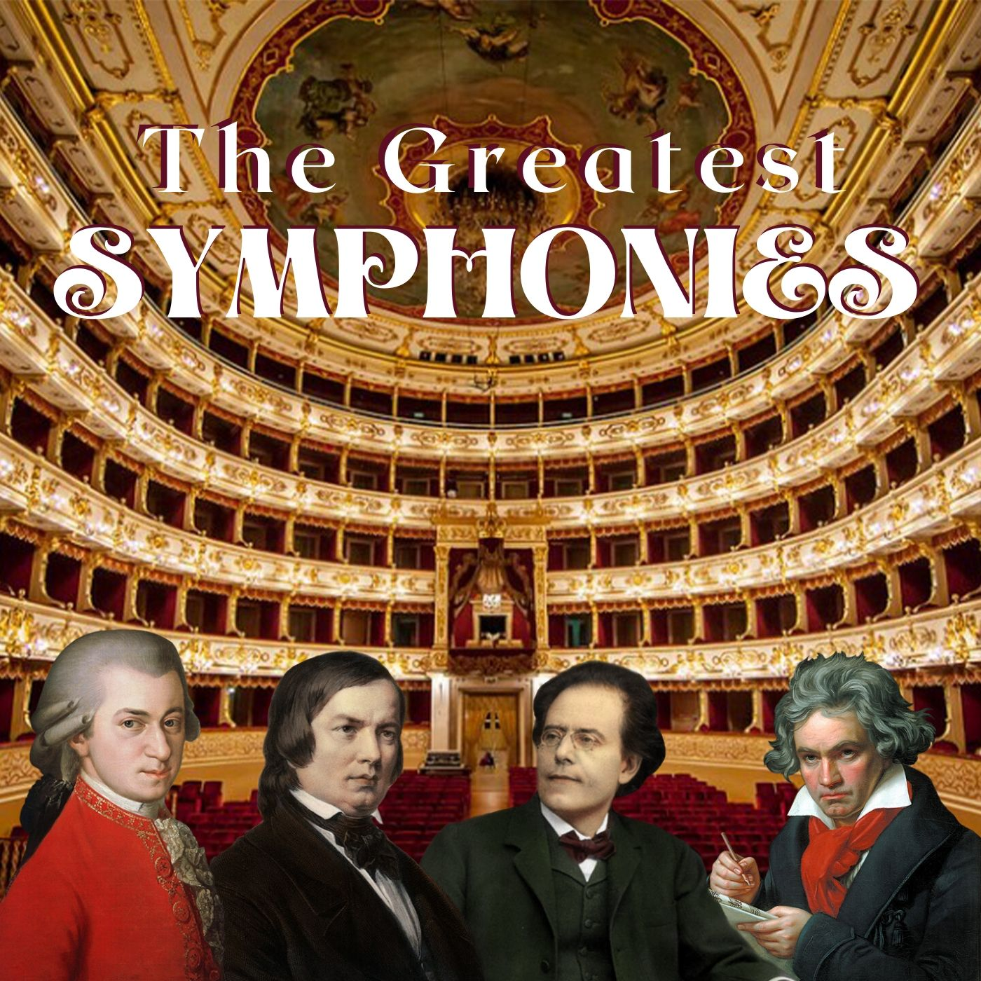 The Greatest Classical Symphonies