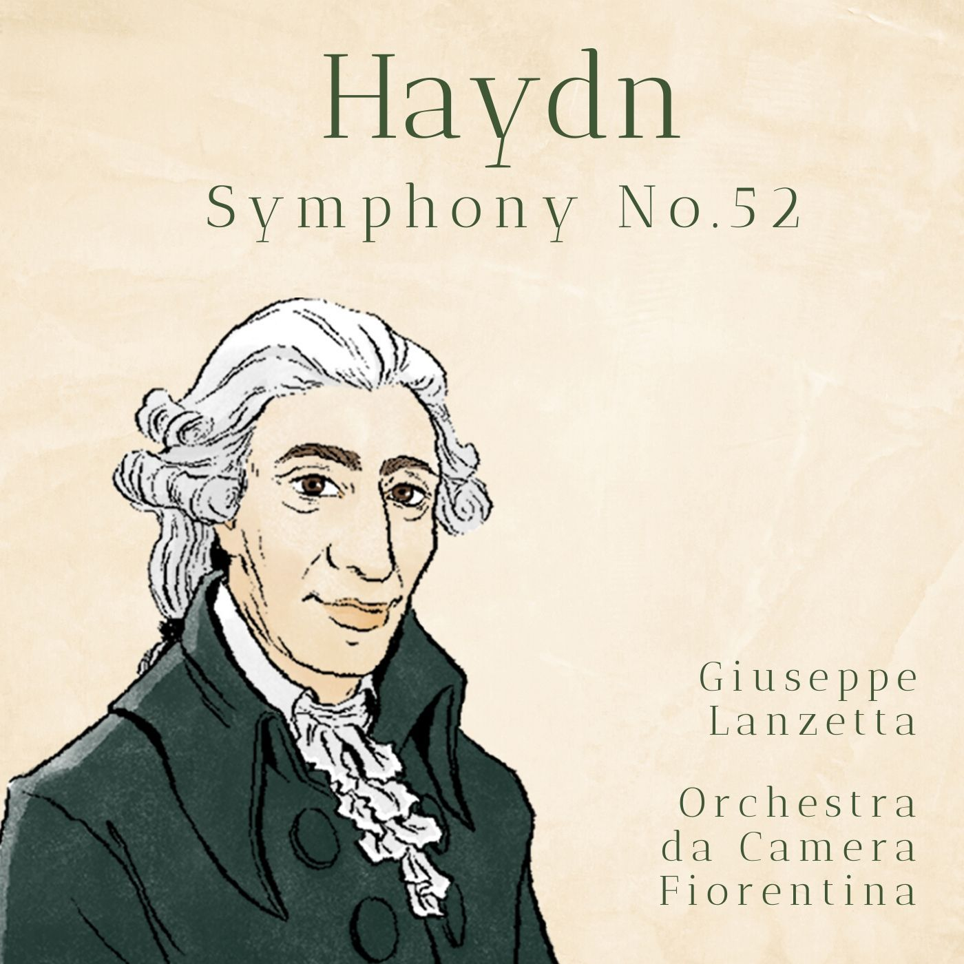 Haydn: Symphony No. 52 in C minor