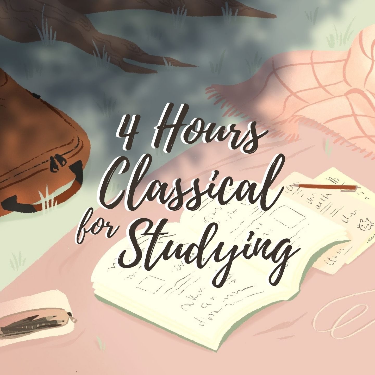 4 Hours of Classical Music for Relaxation, Studying & Concentration