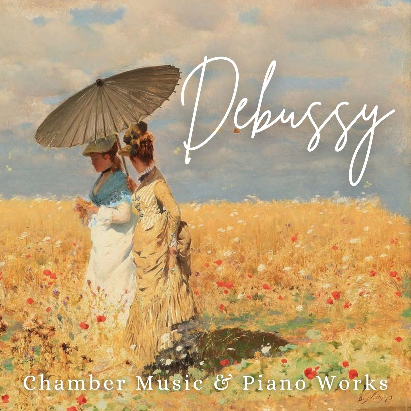 Debussy - Piano and Chamber Music Works