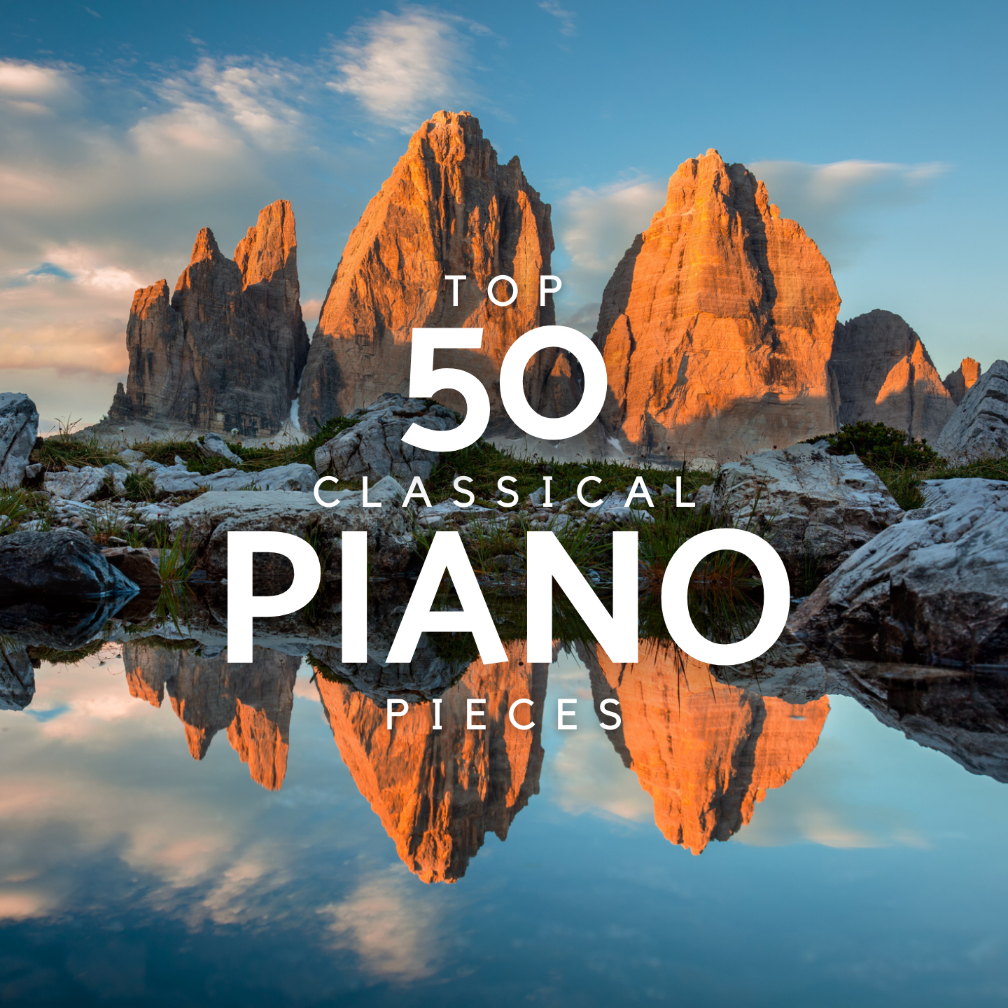 Top 50 Classical Piano Pieces