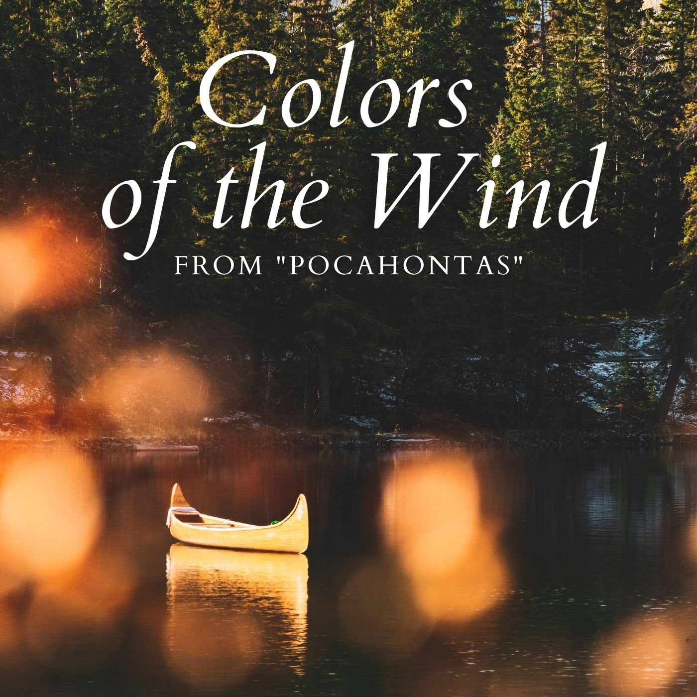 Colors of the Wind (from