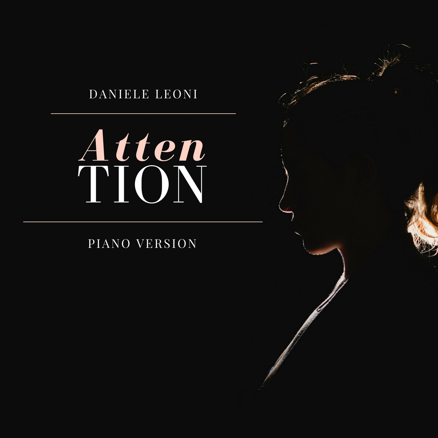 Attention (Piano Version)