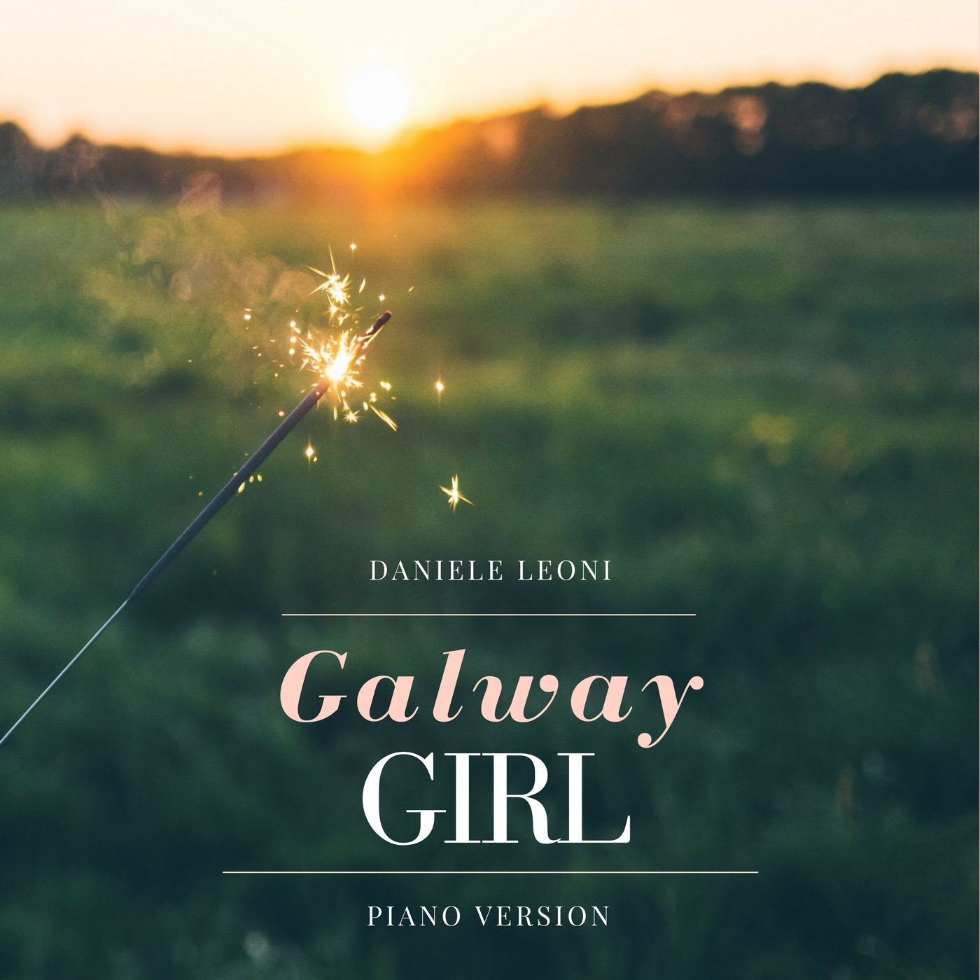 Galway Girl (Piano Version)