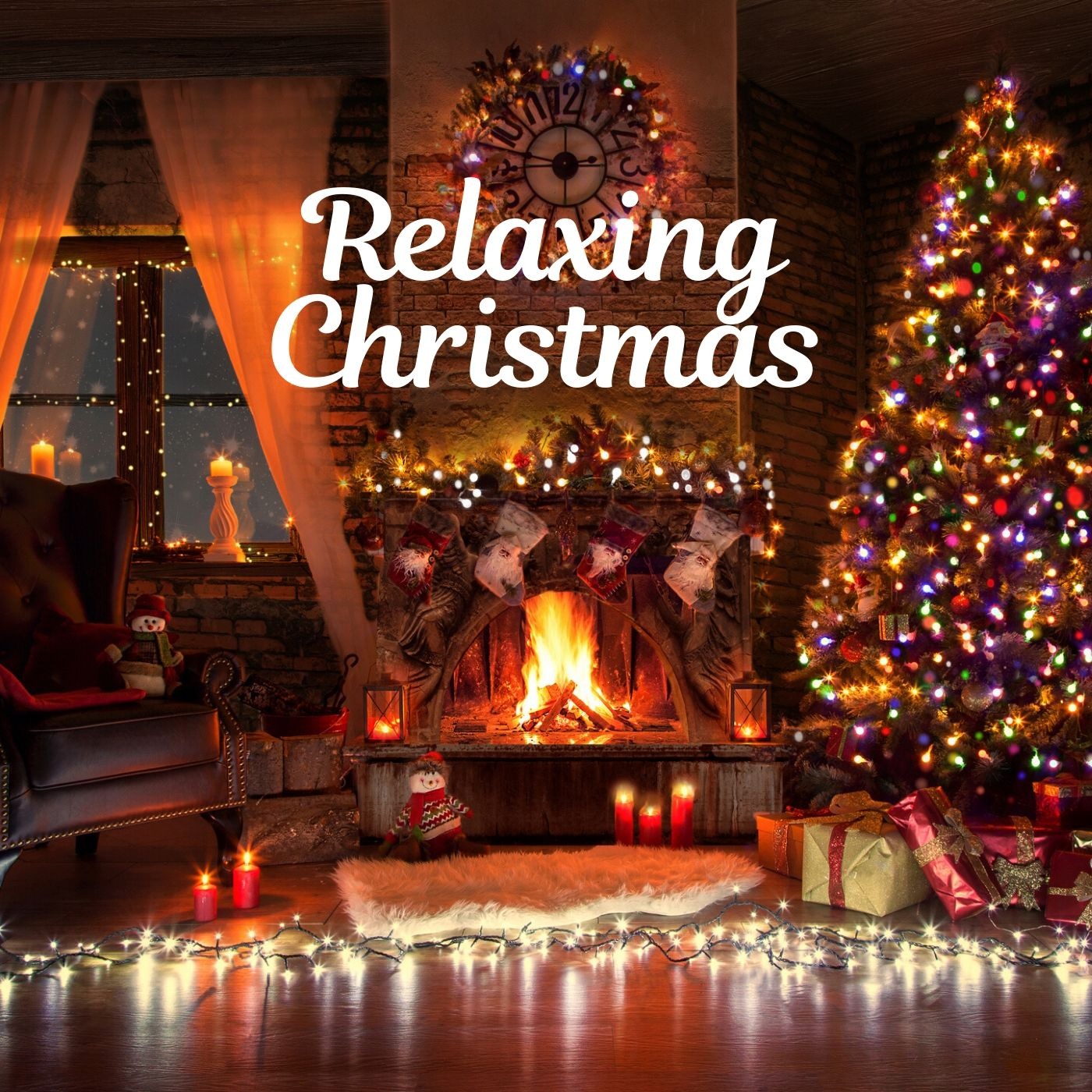 Relaxing Christmas Music & Songs