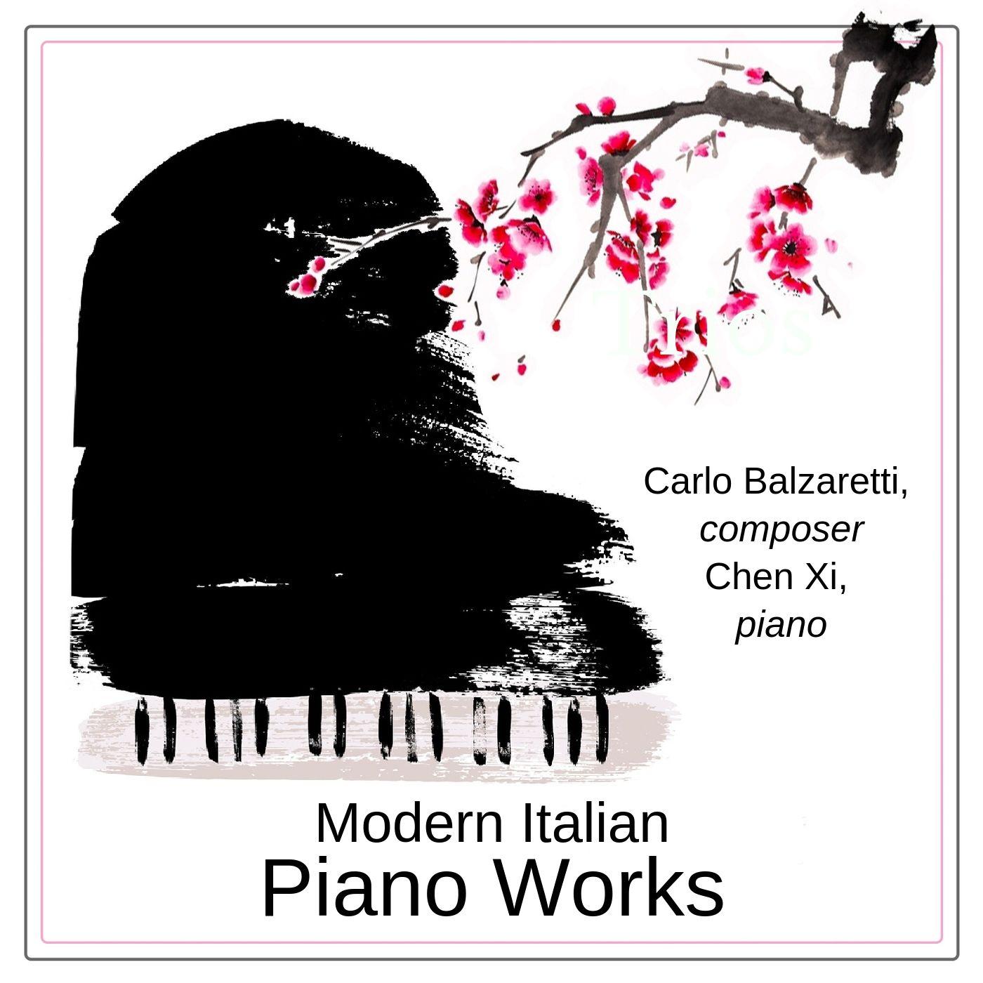 Carlo Balzaretti: Modern Italian Piano Works