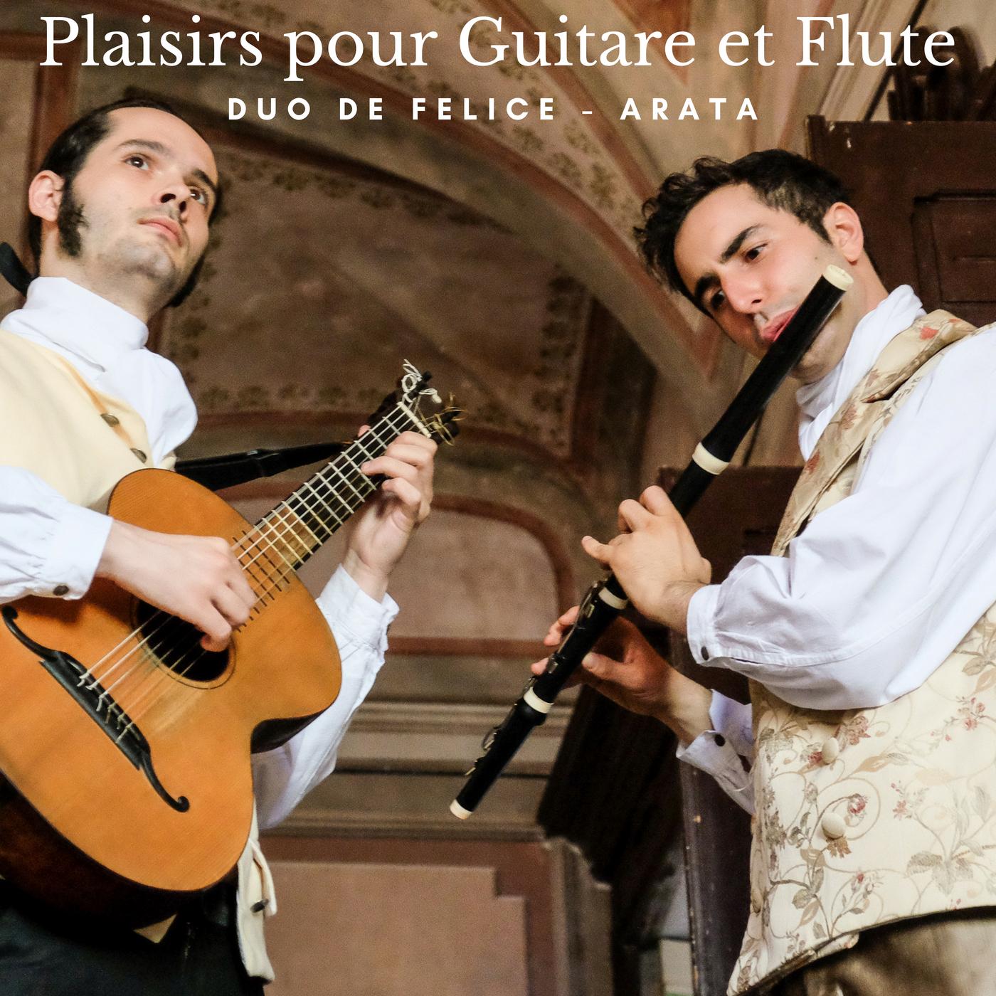 Kohler: Plaisirs pour Guitare et Flute, Ouvre 67