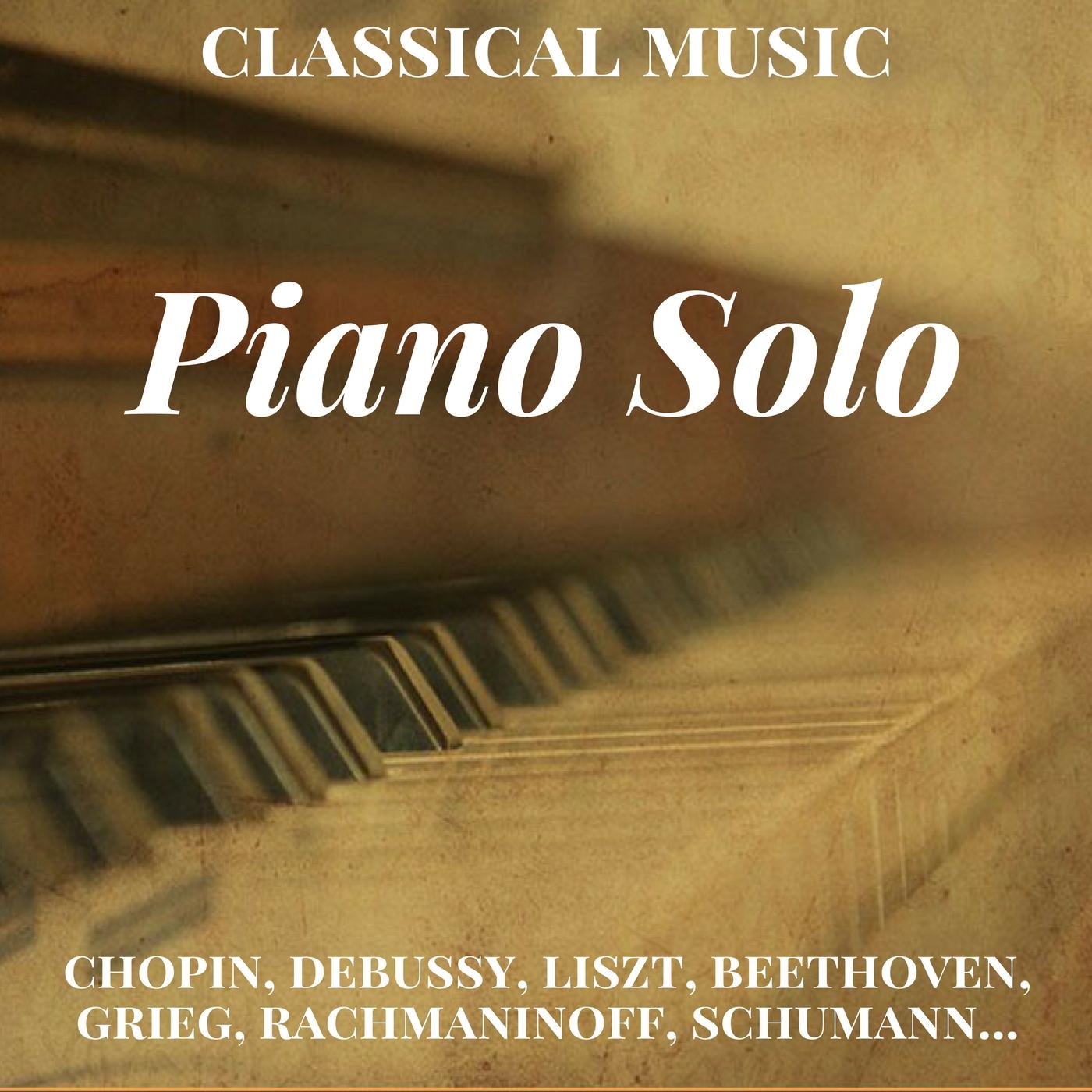 Classical Music - Piano Solo