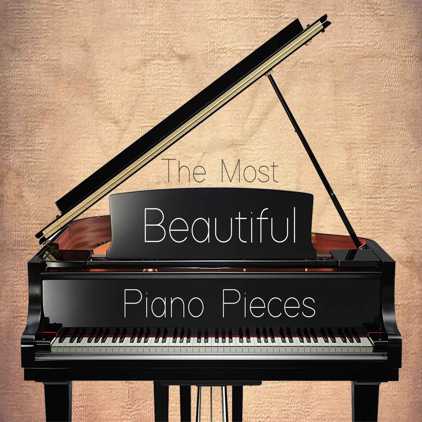 The Most Beautiful Piano Pieces