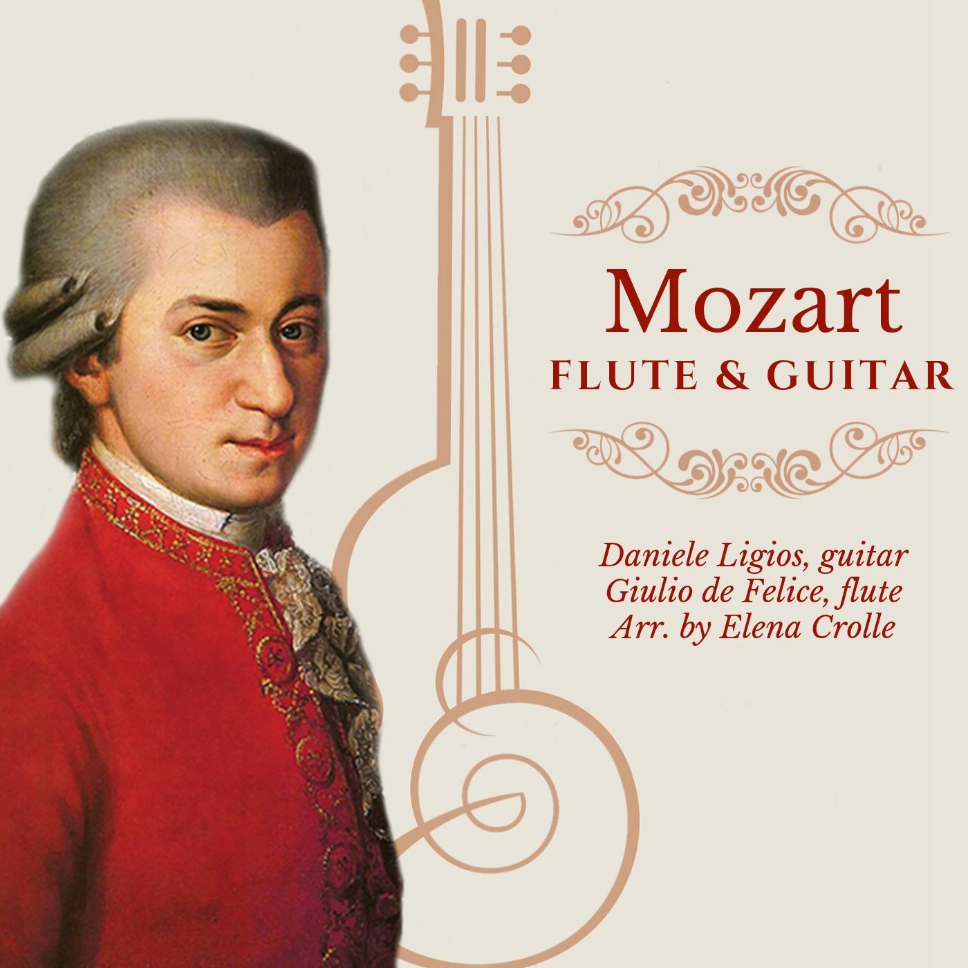 Mozart: Flute & Guitar