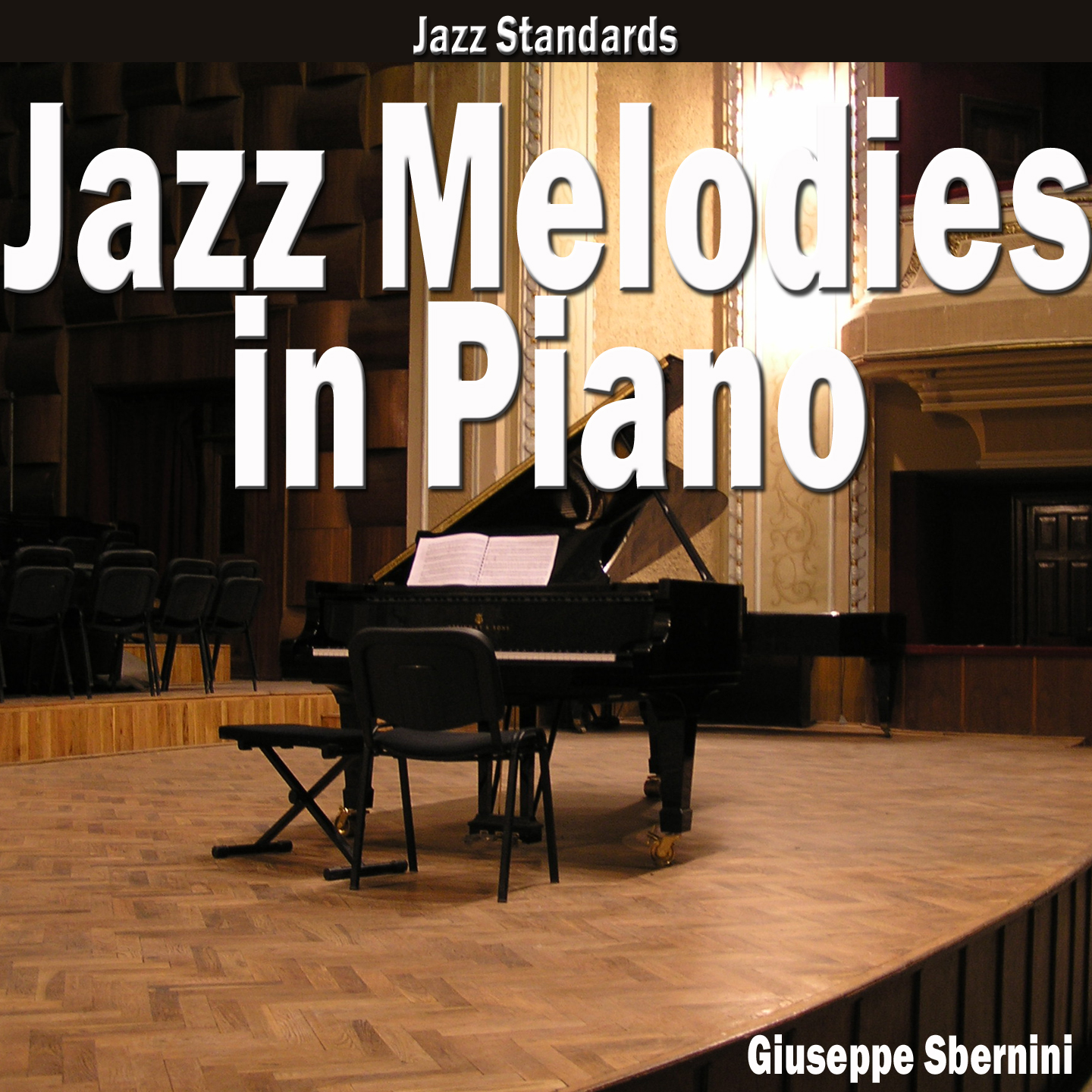 Jazz Melodies in Piano