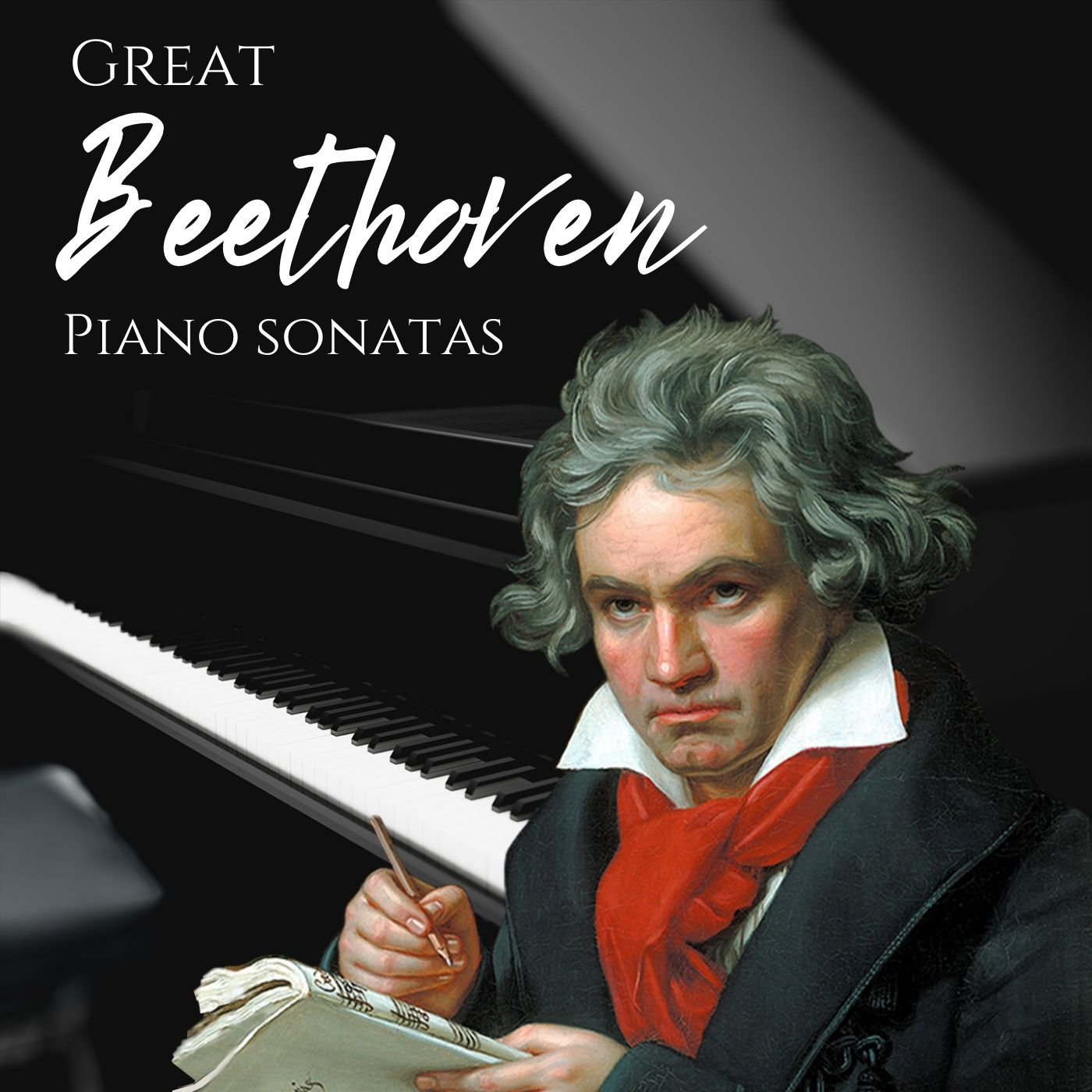 Great Beethoven Piano Sonatas