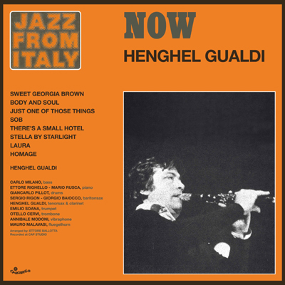 Jazz From Italy - Now