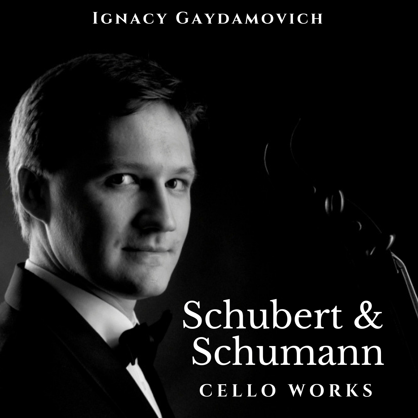 Schubert & Schumann: Cello Works