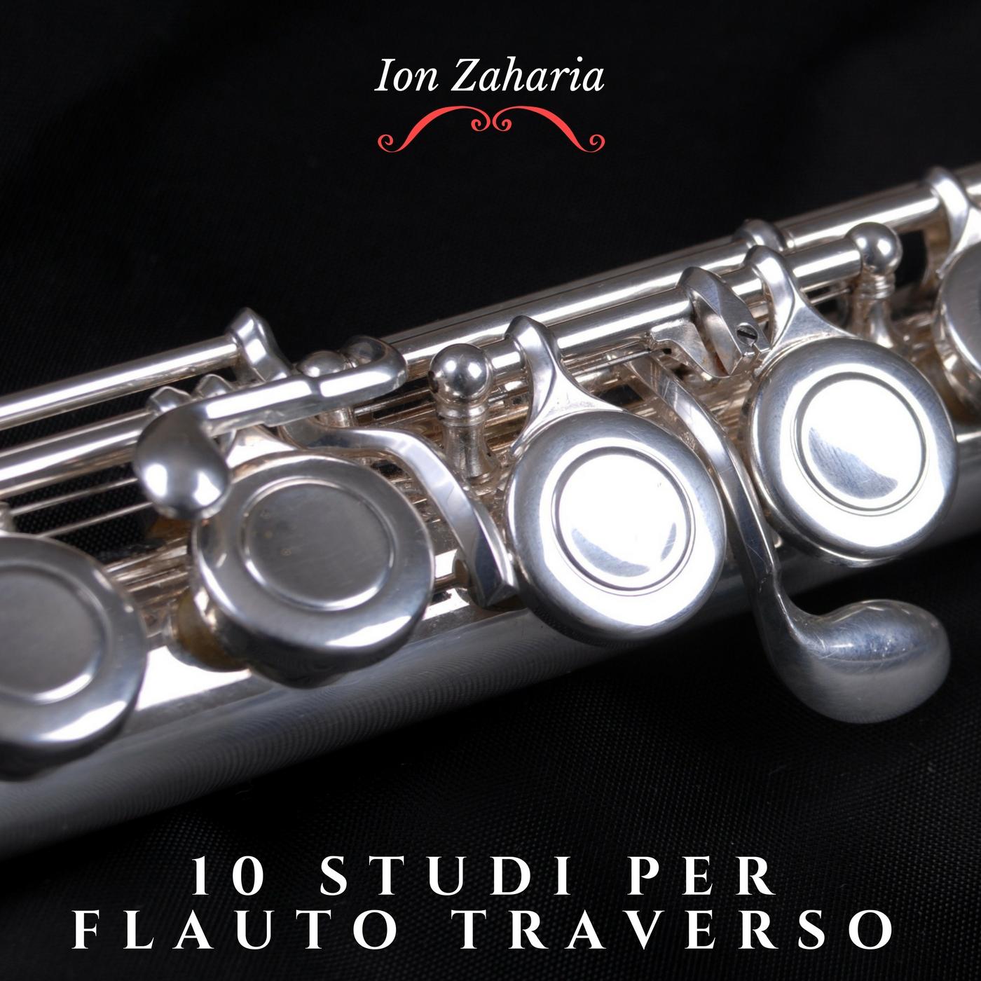 10 Studi per Flauto Traverso