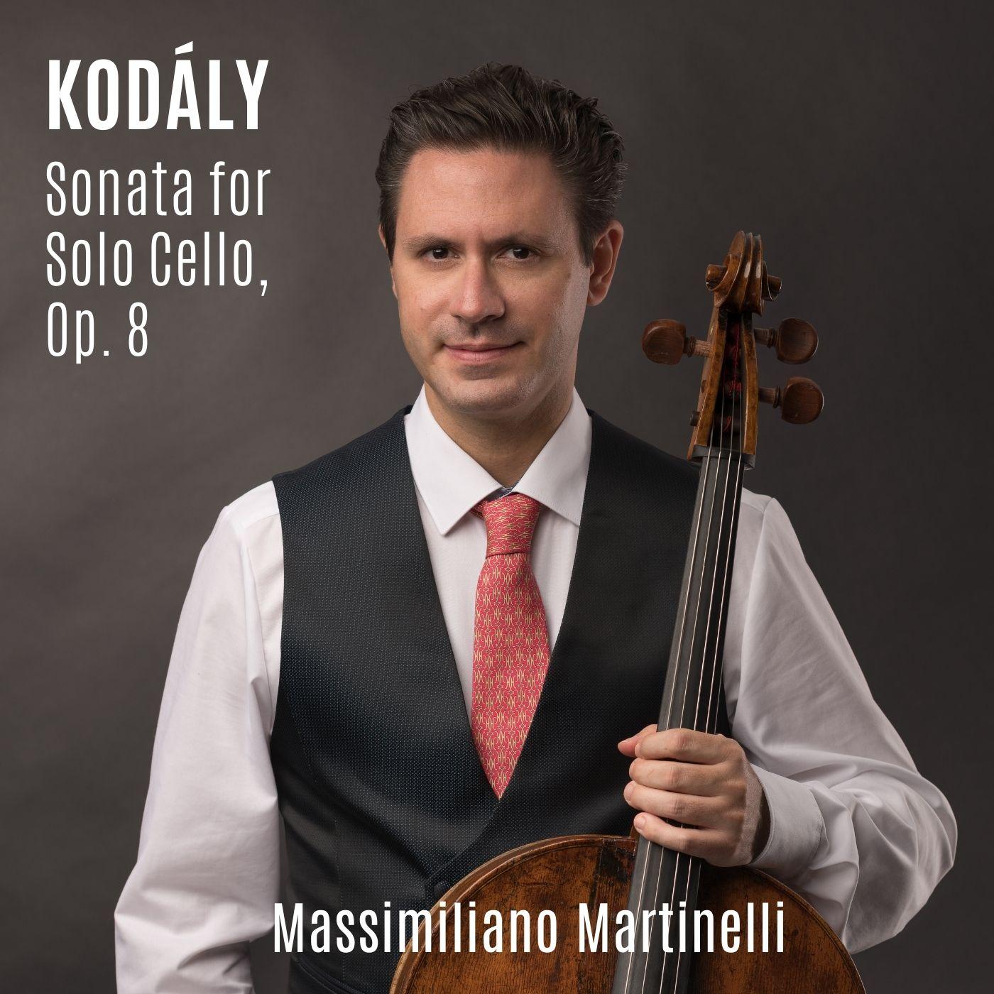 Kodály: Sonata per Solo Cello, Op. 8