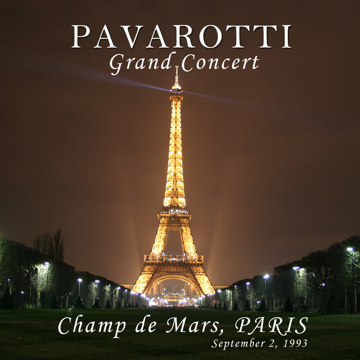 "1-""Grand  Concert"" (Champ De Mars, Paris) - Nessun Dorma, O' Sole Mio, Ouverture: ""Luisa Mille"", And 16 Other Hits"