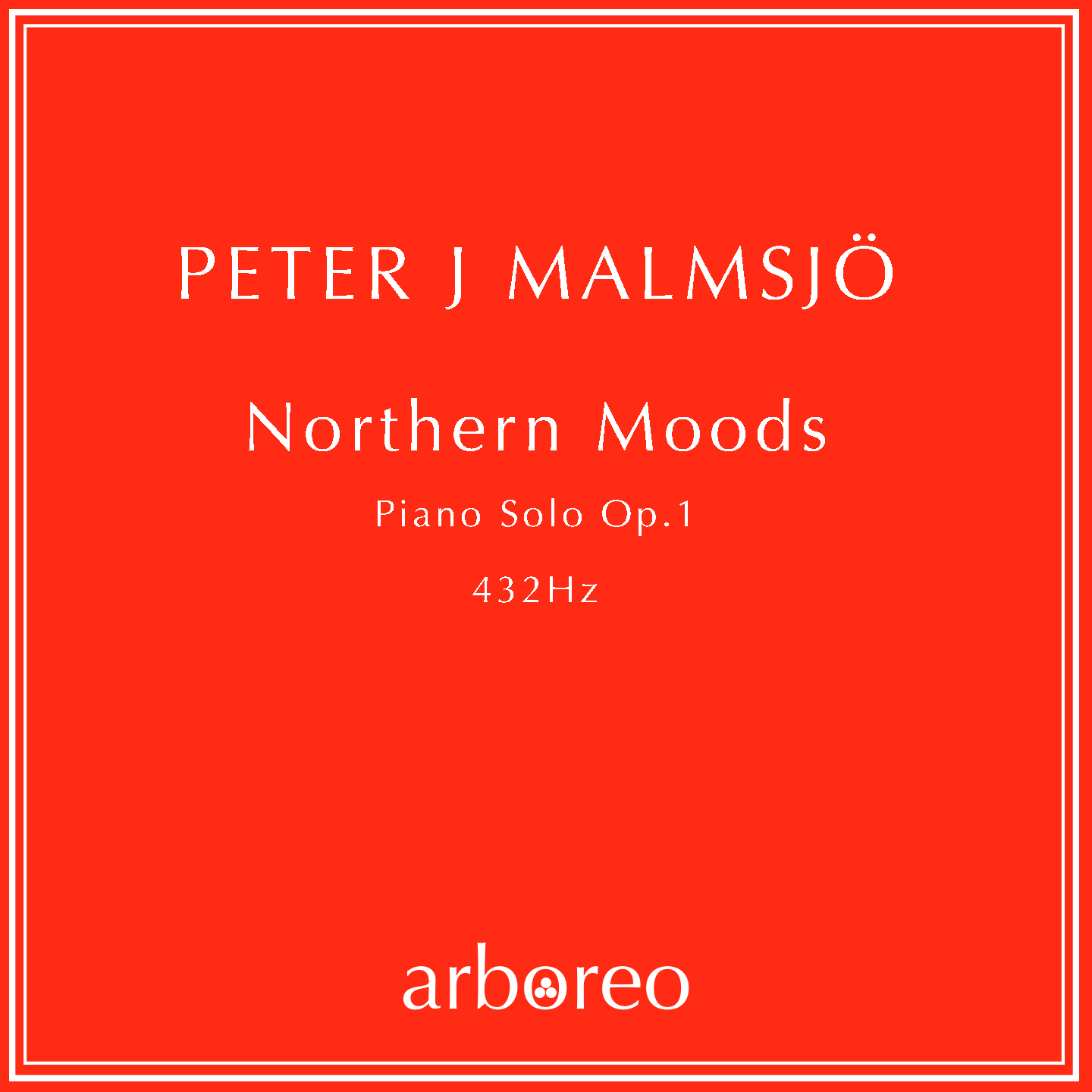 Northern Moods - Piano Solo Op. 1