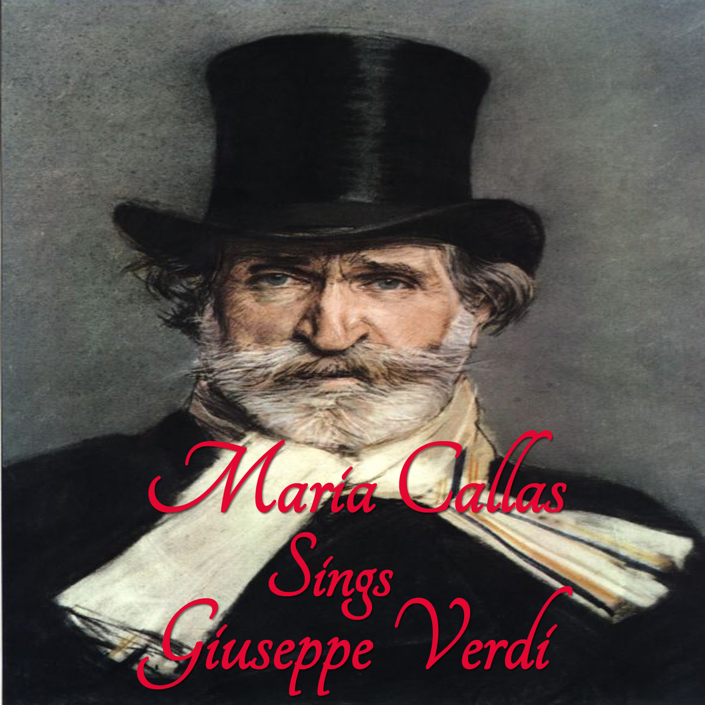 1-Maria Callas Sings Giuseppe Verdi - Tacea la notte placida, Siciliana, And Other 5 Hits