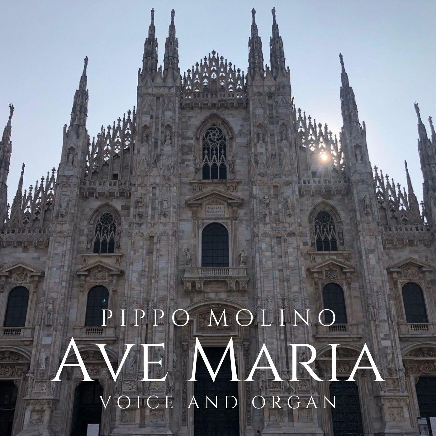 Pippo Molino: Ave Maria, Voice and Organ