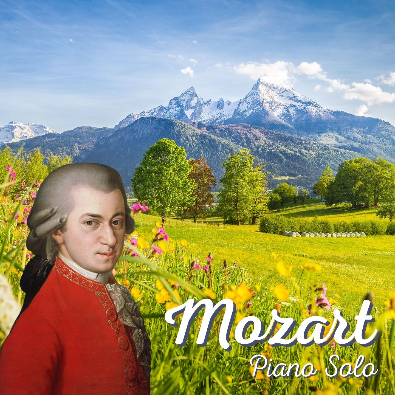 Mozart: Piano Solo