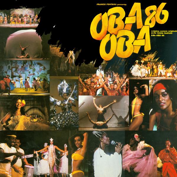 Franco Fontana presenta: Oba Oba 86 (Colonna sonora originale della rivista)