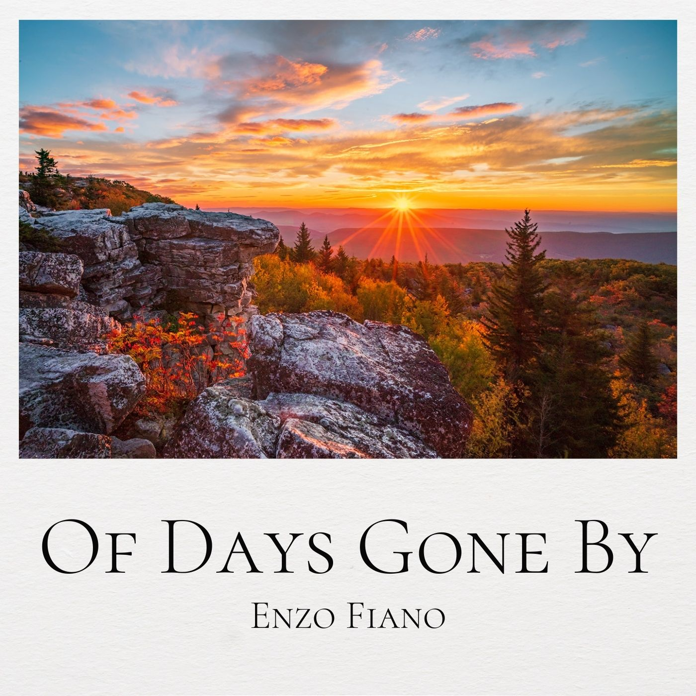 Of Days Gone By