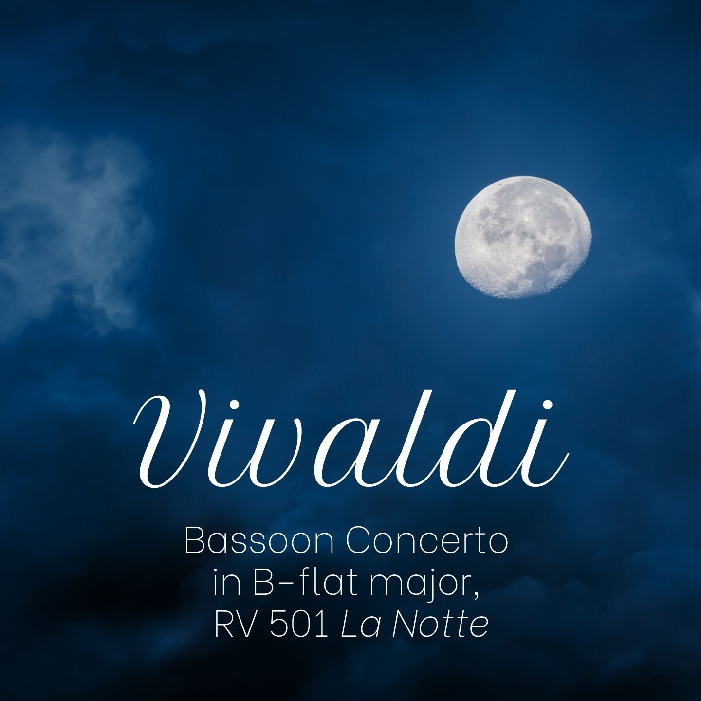 Vivaldi: Bassoon Concerto in B-flat major, RV 501