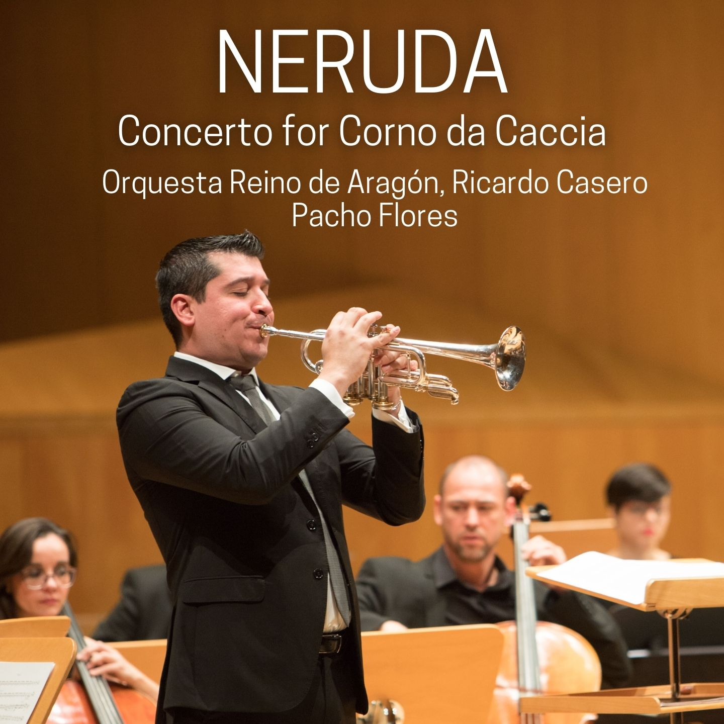 Neruda: Concerto for Corno da Caccia in E-Flat Major