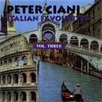 Italian Favourites Vol. Three