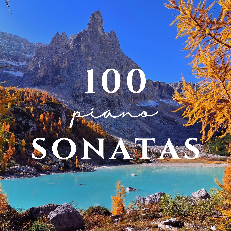 100 Piano Sonatas