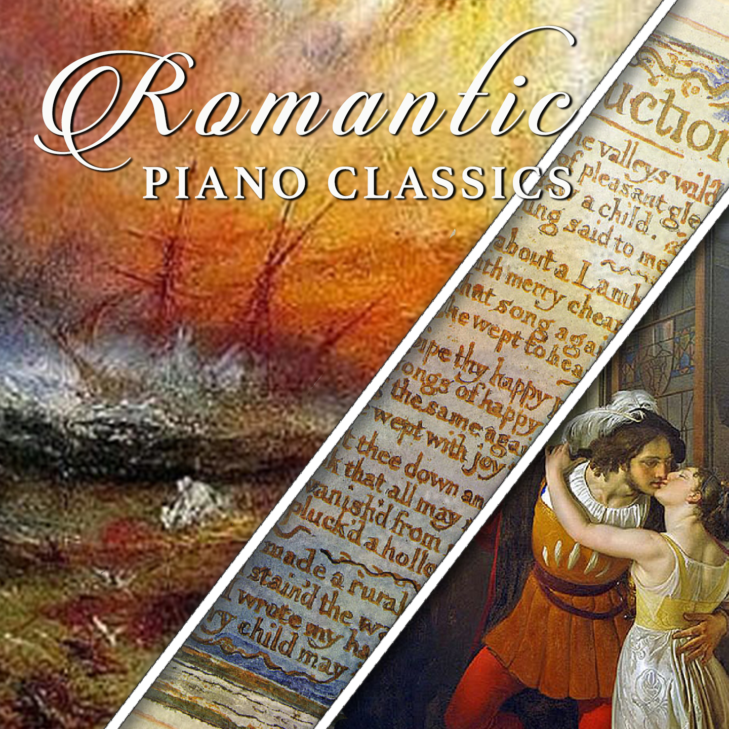 Romantic Piano Classics from the Romantic Era