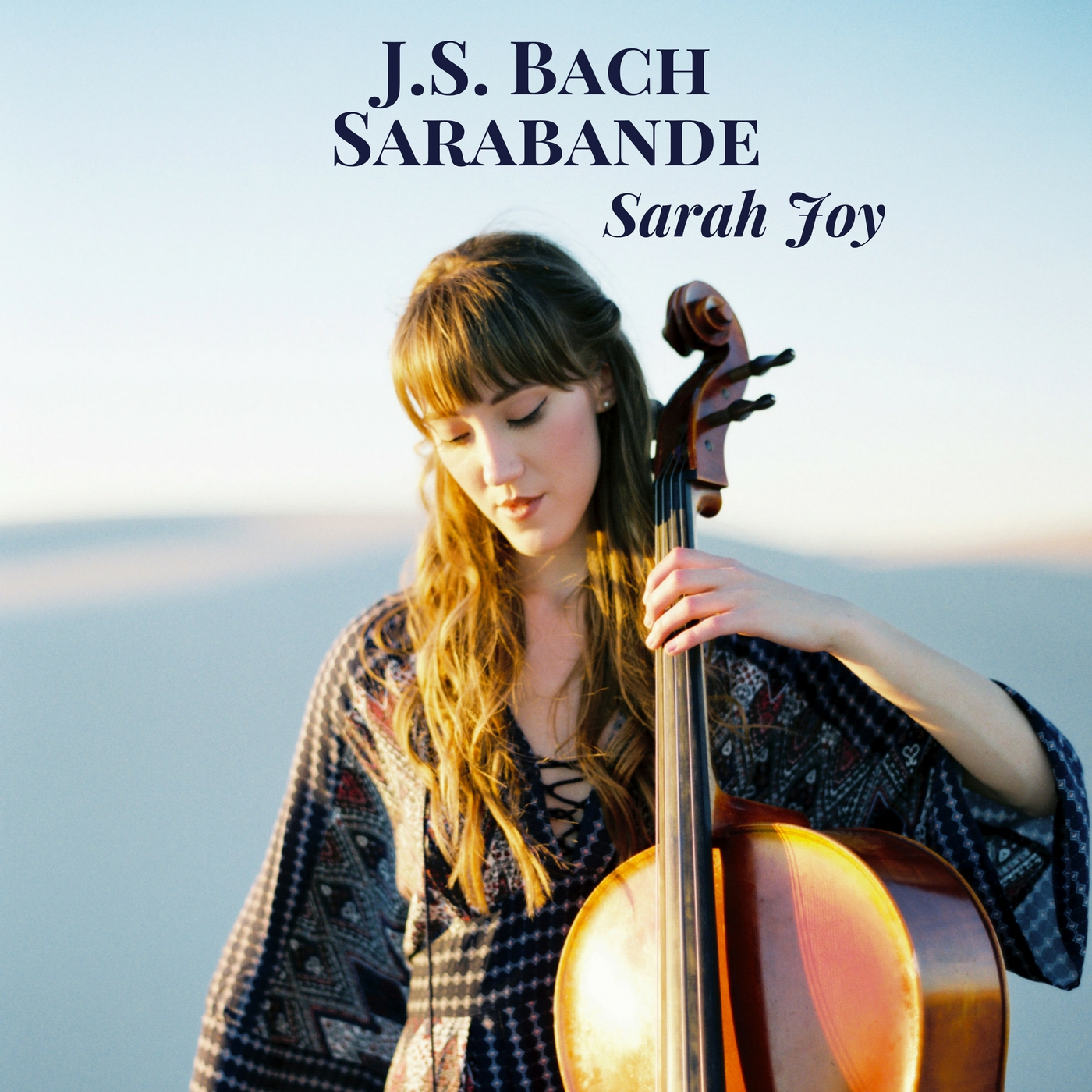 Bach - Cello Suite No. 1: Sarabande