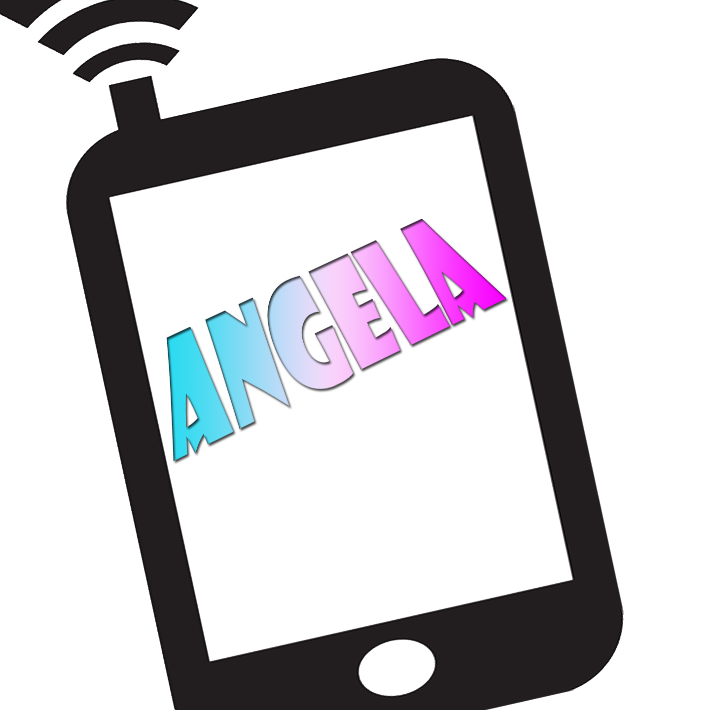 Angela is calling you