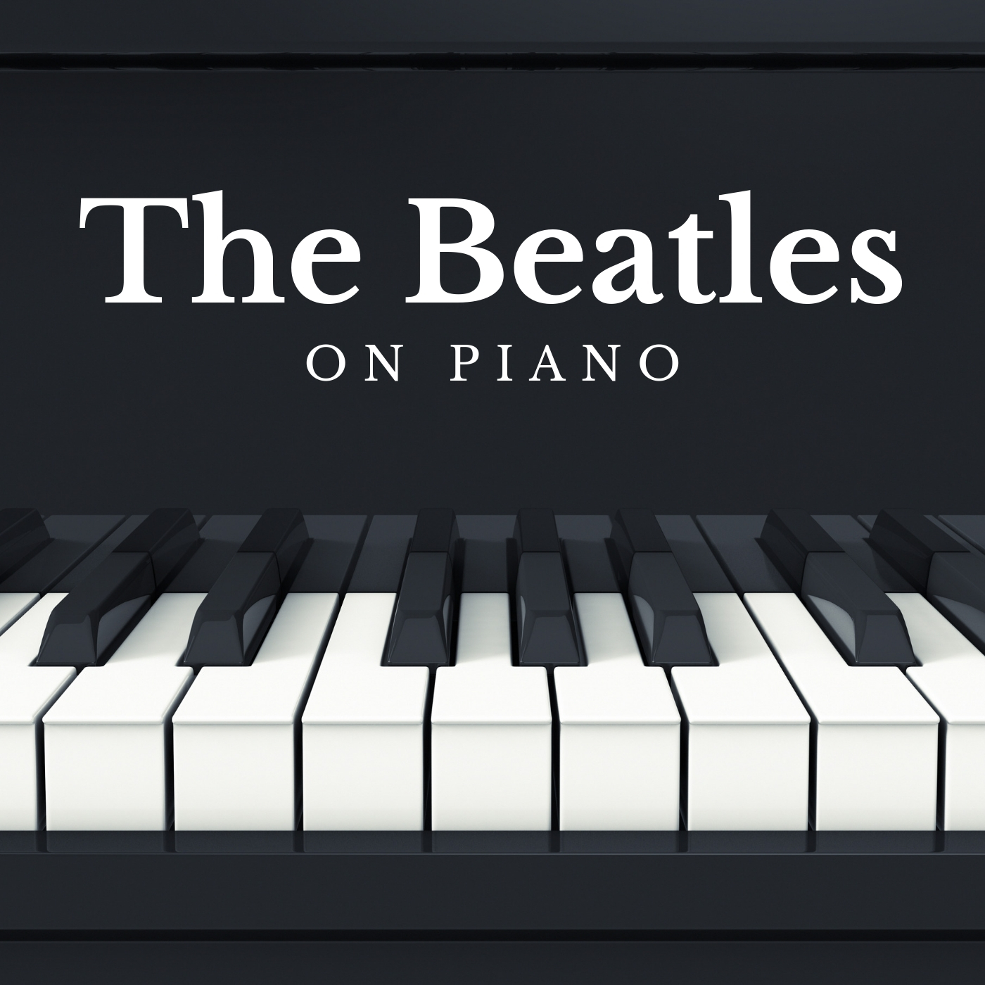 The Beatles on Piano