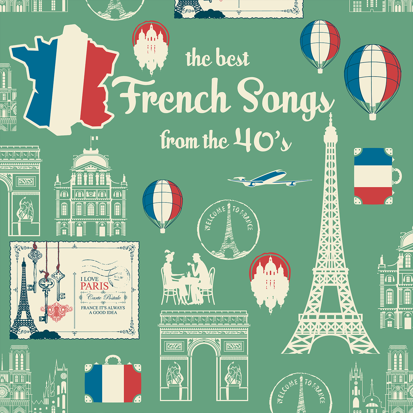 The Best French Songs From The