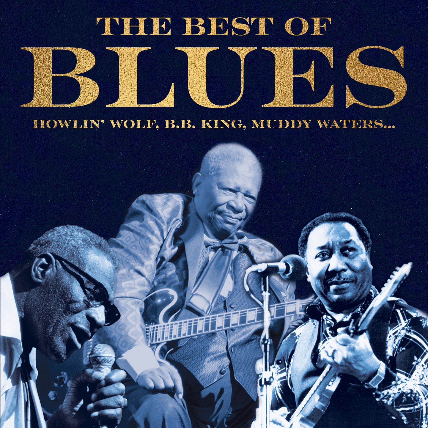 The Best of Blues (Digitally Remastered)