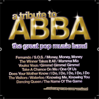A Tribute to Abba: The Great Pop Music Band