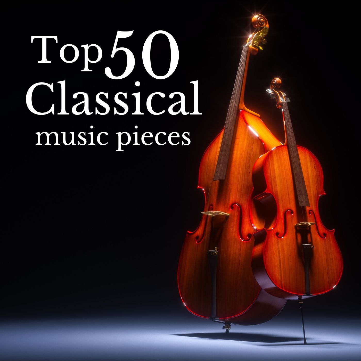 Top 50 Classical Music Pieces